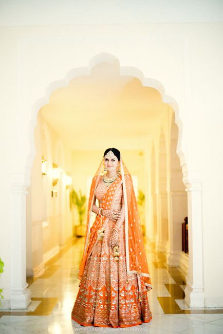 Gorgeous Jaipur Wedding With A Bride In Stylish Outfits & Fab Decor!