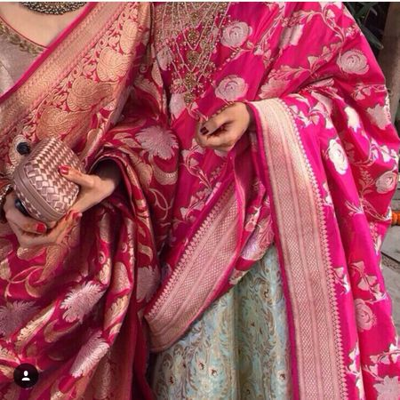 5 Innovative Ways You Can Use Your Bridal Dupatta To Add Style To Your Look!