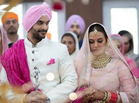 Not Just Sonam, Neha Dhupia Got Married To Angad Bedi This Week!
