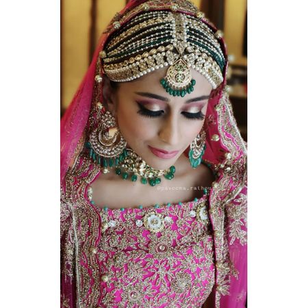 #Trending: Multi-Strand Matha Pattis For The 2018 Bride!