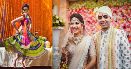 Colourful & Vibrant Delhi Wedding With A Host Of Interesting Ideas!