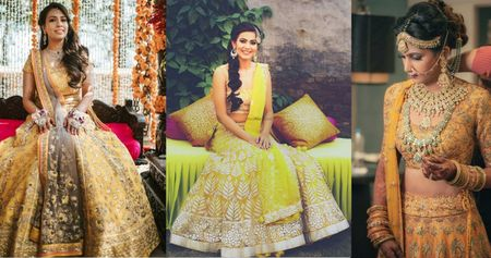 15 Brides Who Found The Prettiest Lehengas In Chandni Chowk!