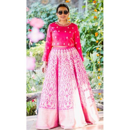 This Wedding Had Guests Wearing The Coolest Benarasi Outfits!