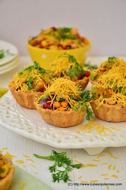 The Coolest Ways To Serve Chaat At Your Wedding!