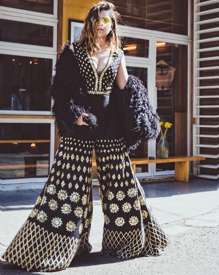 Mind-blowing New Indo-Western Silhouettes To Consider For Your Mehendi!