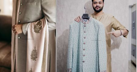 We Took 45K To 6 Groomwear Stores For A Dapper Sherwani!