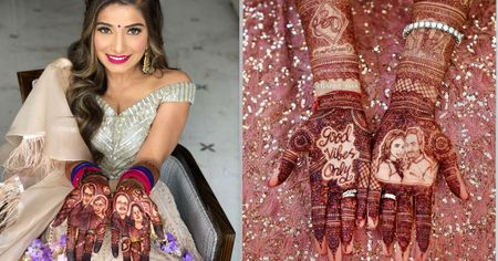 3 Amazing New Bridal Mehendi Trends We Spotted!
