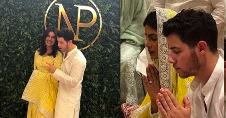 Desi Girl Priyanka Chopra Is Engaged!! And We Have Got All The Pictures For You!
