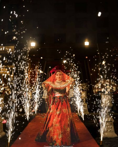 We Have 15+ Real Brides Who Wore Unique Lehenga Colours! And No, They Are Not RED...