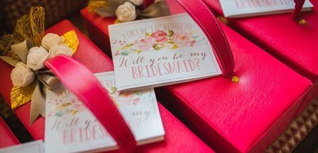 3 Customised DIY Bridesmaid Boxes Created In Under Rs 1500 Each!