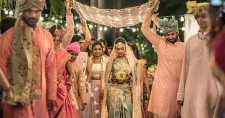 #BudgetBrides: 7 Cool DIY Ideas For Your Phoolon Ki Chadar!