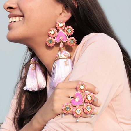 #WMGDiscovery: The Coolest New Mehendi Jewellery For 2019 Brides!