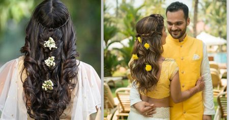 Real Brides Reveal: Whether To Tie My Hair Or Let Them Loose!