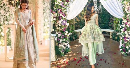 Pakistani Wedding Silhouettes You Can Wear On Your Mehendi!