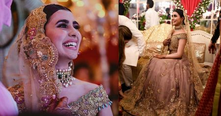 This Pakistani Bride's Outfits Are Taking Over Instagram!