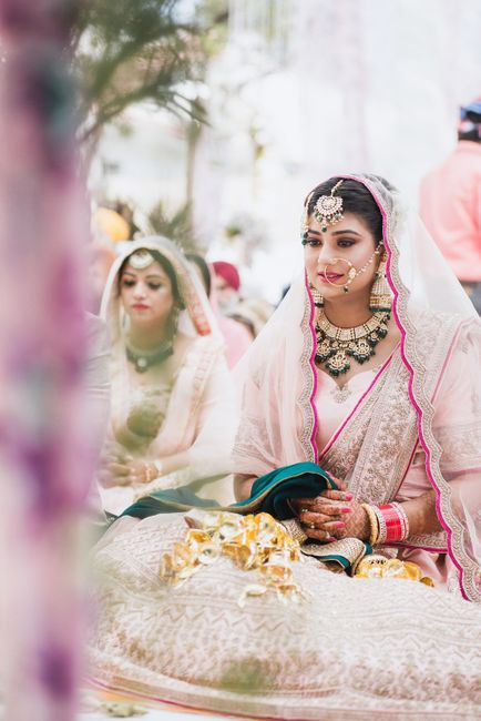 Dreamy Chandigarh Anand Karaj With A Dash Of Elegance!
