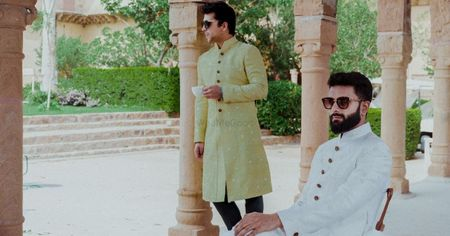 The Best Sherwani Labels For Every Budget! #GroomWear