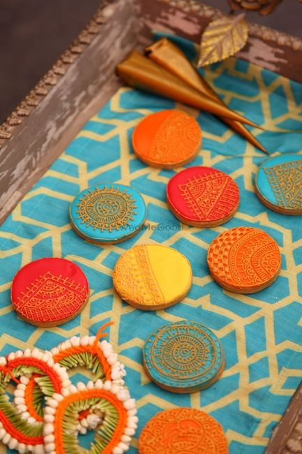 The Cutest Mehendi Food Favours For 2018-19 Weddings!