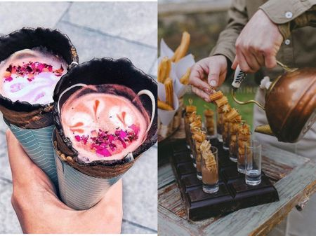 Food Trends For Your Upcoming Winter Wedding!