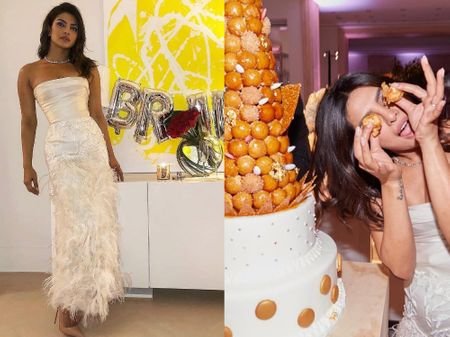 PeeCee Just Had Her Bridal Shower & It's #BridalGoals!