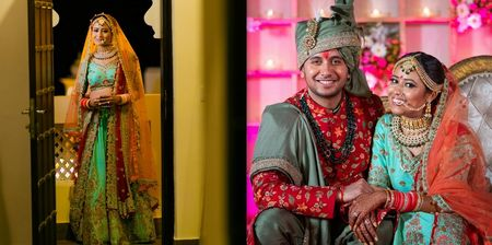 An Intimate And Dreamy Udaipur Wedding With Just 80 Guests!