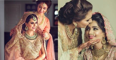 A Saga of Emotions! 10+ Shots To Click With Your Mom During Your Wedding Celebrations