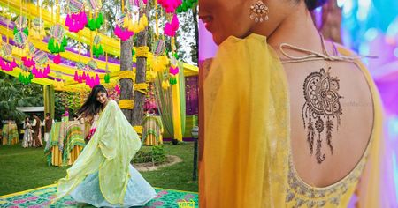 Love Dream-catchers? This Is How You Can Play Around With Them In Your Mehendi Function!