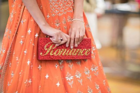 Real Brides Reveal: 5 Things To Have In Your Bridal Clutch!