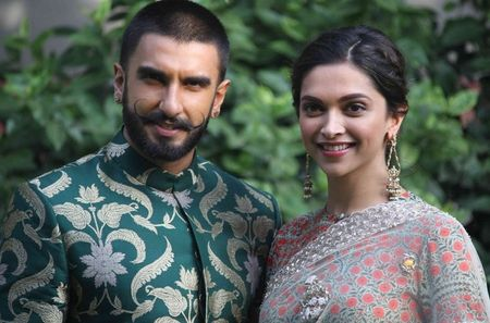 First Pictures From #DeepVeer's Wedding Are Out And We Can't Keep Calm!!