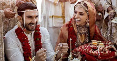 All The Deets On Deepika's Wedding Jewellery! *& That MASSIVE Rock Too!