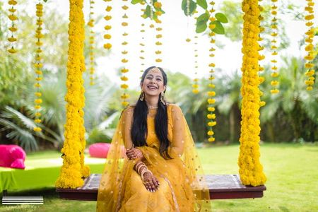 Real Brides Reveal: Should You Get Something New For Your Haldi, Or Wear Something Old?