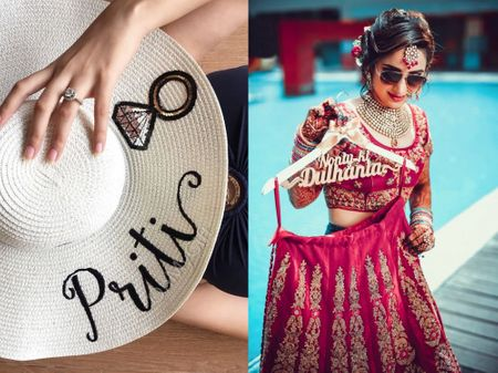 Personalised Bridal Merch You Can Get Under A 1000 Bucks!