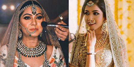 Create Your Bridal Makeup Kit Under INR 10,000!