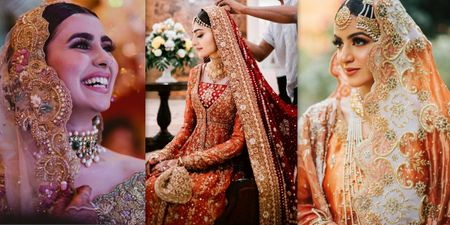Pakistani Brides Who Showed Us How To Rock An OTT Bridal Look!