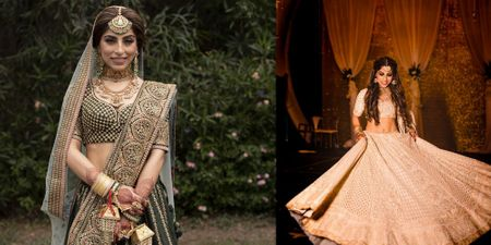 Exclusive Look At Bollywood Stylist Sukriti Grover's Dreamy Wedding By The Beach