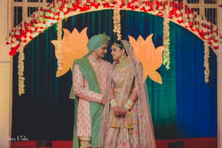 A Funfilled Jalandhar Wedding With A Bride In A Gorgeously Unique Lehenga