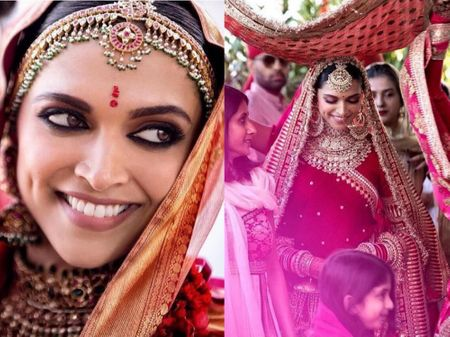 Decoding Each Of Deepika's Bridal Looks! *Massive Inspo Here For North & South Brides!