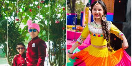 The Cutest Indian Wear Labels For Kids!