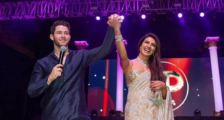Priyanka Chopra - Nick Jonas's Had A Full-On Bollywood Level Sangeet! *All Pics Inside