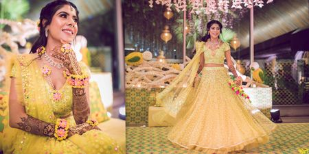 A Gorgeous Delhi Wedding Where Everything, From The Decor To The Invites, Was Customised!