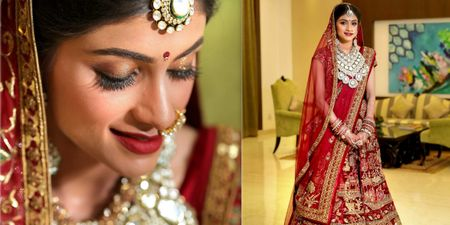 A Grand Jaipur Wedding With A Bride In Beautiful Outfits & Absolutely Stunning Decor!