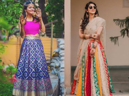Intimate Mehendi At Home? Take Inspiration From These Understated Yet Pretty Outfits To DIY!