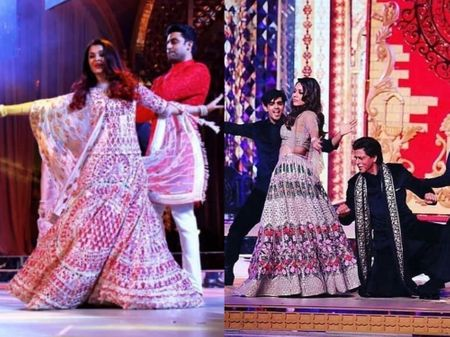 All The Performances At The Grand Ambani Sangeet That Are Unlike Any Other Wedding We've Seen!