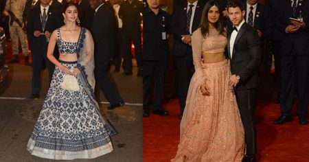 Who Wore What- Bollywood Stars At The Grand Ambani Wedding Finale!