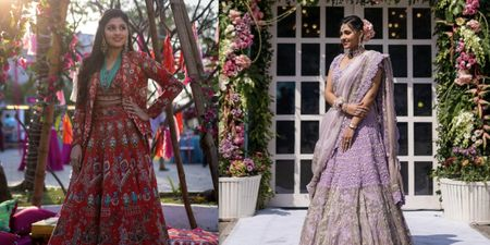 A Royal Wedding From Hyderabad With A Bride In The Most Gorgeous Outfits Ever!