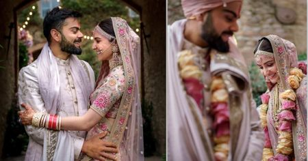 Virushka Just Released A Part Of Their Wedding Video & We Can't Stop The Tears!