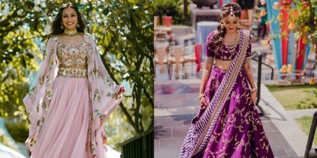 The Best Mehendi Outfits Of 2018: WMG Real Bride Edition!