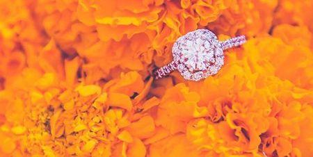 Beautiful Engagement Rings Under 50K