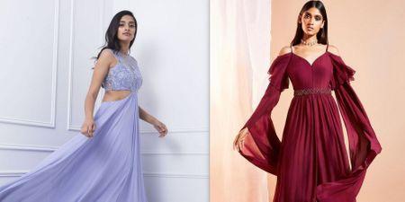 #BudgetBrides: Elegant Bridal Cocktail Outfit Options Under 25K