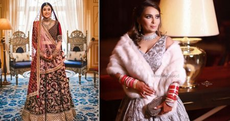 How To Nail Winter Weddings While Looking Fashionable At The Same Time!